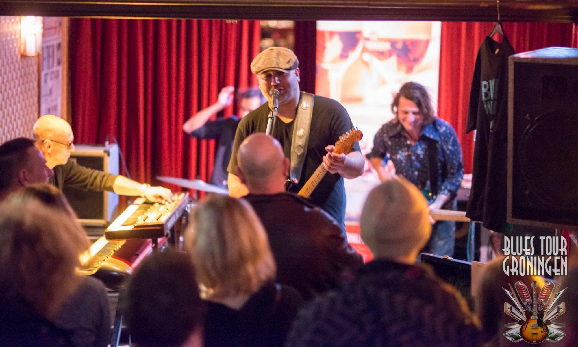 Blues Tour Groningen